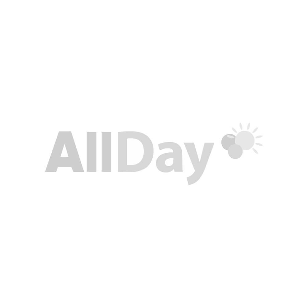 EVERYDAY BASIC Tuck Polo Shirt - Melange Gray